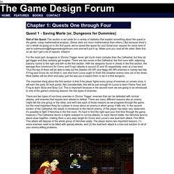 Reverse Design: Chrono Trigger - 2
