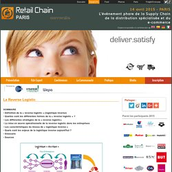 Reverse Logistic - Retail Chain