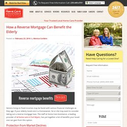 Can Reverse Mortgages Benefit the Elderly?