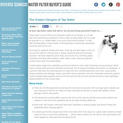 Reverse Osmosis Water Filter Selection Guide & Reviews