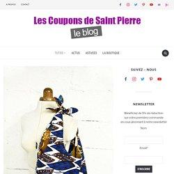 Un sac réversible en Wax – Les Coupons de Saint Pierre