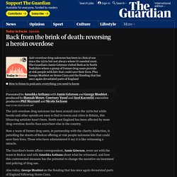 Back from the brink of death: reversing a heroin overdose