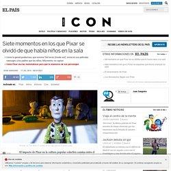 Del revés (Inside out): Siete momentos en los que Pixar se olvidó de que había niños en la sala