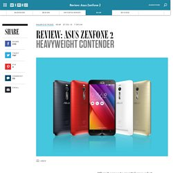 Review: Asus Zenfone 2
