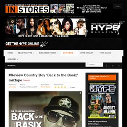 #Review Country Boy 'Back to the Basix' mixtape