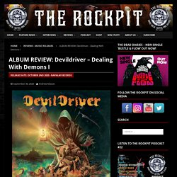 ALBUM REVIEW: Devildriver – Dealing With Demons I