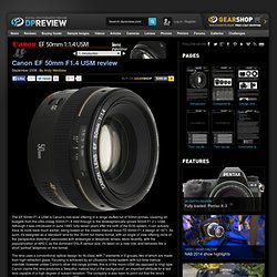 Canon EF 50mm F1.4 USM Lens Review: 6. Conclusion & samples: Digital Photography Review-Mozilla Firefox