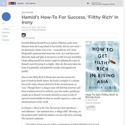 Book Review: 'How To Get Filthy Rich In Rising Asia,' By Mohsin Hamid