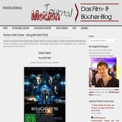 Review: Ender's Game - Das große Spiel (Film)