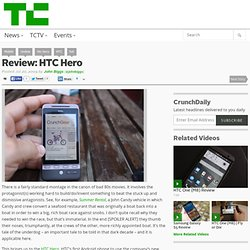 Review: HTC Hero