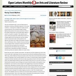 Book review of Jennifer T. Roberts's The Plague of War