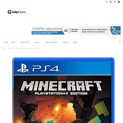 Review of Minecraft: PlayStation 4