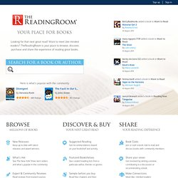 Book Review | Books Online | TheReadingRoom.com