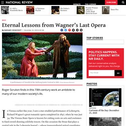 Book Review: 'Wagner's Parsifal: The Music of Redemption'