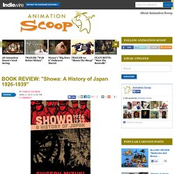 """BOOK REVIEW: """"Showa: A History of Japan 1926-1939"""""""