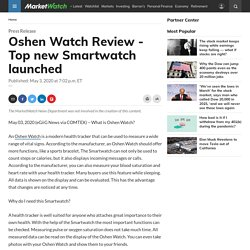 Oshen Watch Review