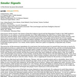 Review: Smoke Signals