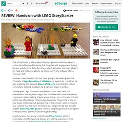 REVIEW: Hands on with LEGO StoryStarter