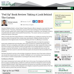 """""""Fed Up"""" Book Review: Taking A Look Behind The Curtain"""