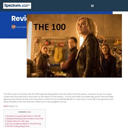 Review Of The 100: The Last War - Spectrum