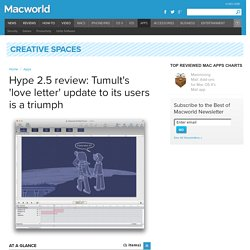 Hype 2.5 review: Tumult's 'love letter' update to its users is a triumph