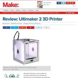 Review: Ultimaker 2 3D Printer