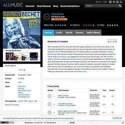 Ken Burns Jazz - Sidney Bechet