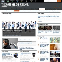 Wall Street Journal Books