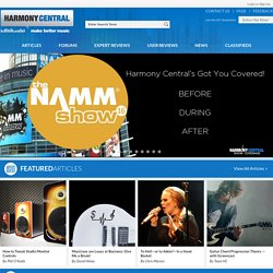 Harmony Central® - The #1 Online Community For Musicians