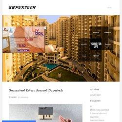 Mohit Arora Supertech - SUPERTECH