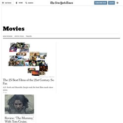 Movie Reviews, Showtimes and Trailers - Movies - New York Times - The New York Times