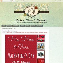 Valentine's Day Gift Roundup