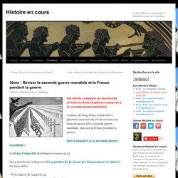 Réviser la seconde guerre mondiale et la France pendant la guerre