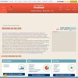 Révisions du bac - Nombreuses fiches de révisions sur Le Figaro Etudiant