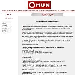 Revista de Arte Ohun