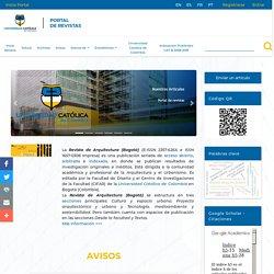 Revista de Arquitectura (Bogotá)
