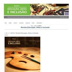 Revista Educação, Artes e Inclusão