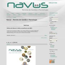Navus - Revista de Gestão e Tecnologia