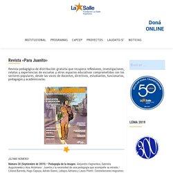 """Revista """"Para Juanito"""" – Fundación La Salle"""
