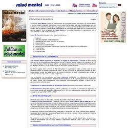 Revista Salud Mental - INPRFM. México