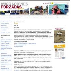 Revista Migraciones Forzadas