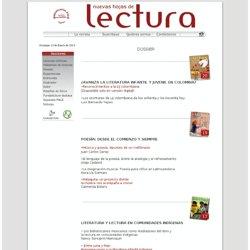 Revista Nuevas Hojas de Lectura