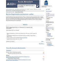 Revista Organizações em Contexto - online