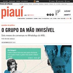 revista piauí - O grupo da mão invisível