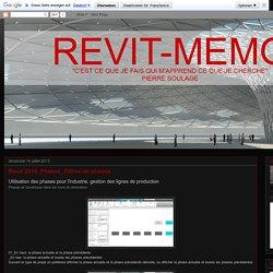 Revit-Mémo: Revit 2014_Phases_Filtres de phases
