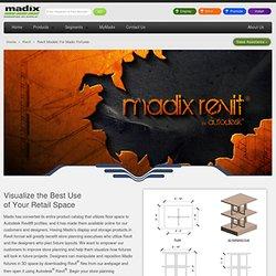 Revit Models for Madix Fixtures