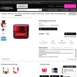 Crème de jour Revitalift Visage, Contour et Cou, Soin du Visage L'Oréal Paris