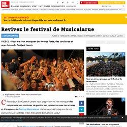 Revivez le festival de Musicalarue