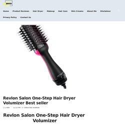 Revlon Salon One-Step Hair Dryer Volumizer Best seller