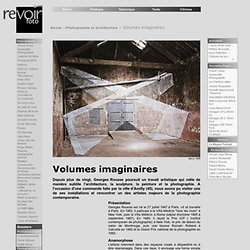 Volumes imaginaires